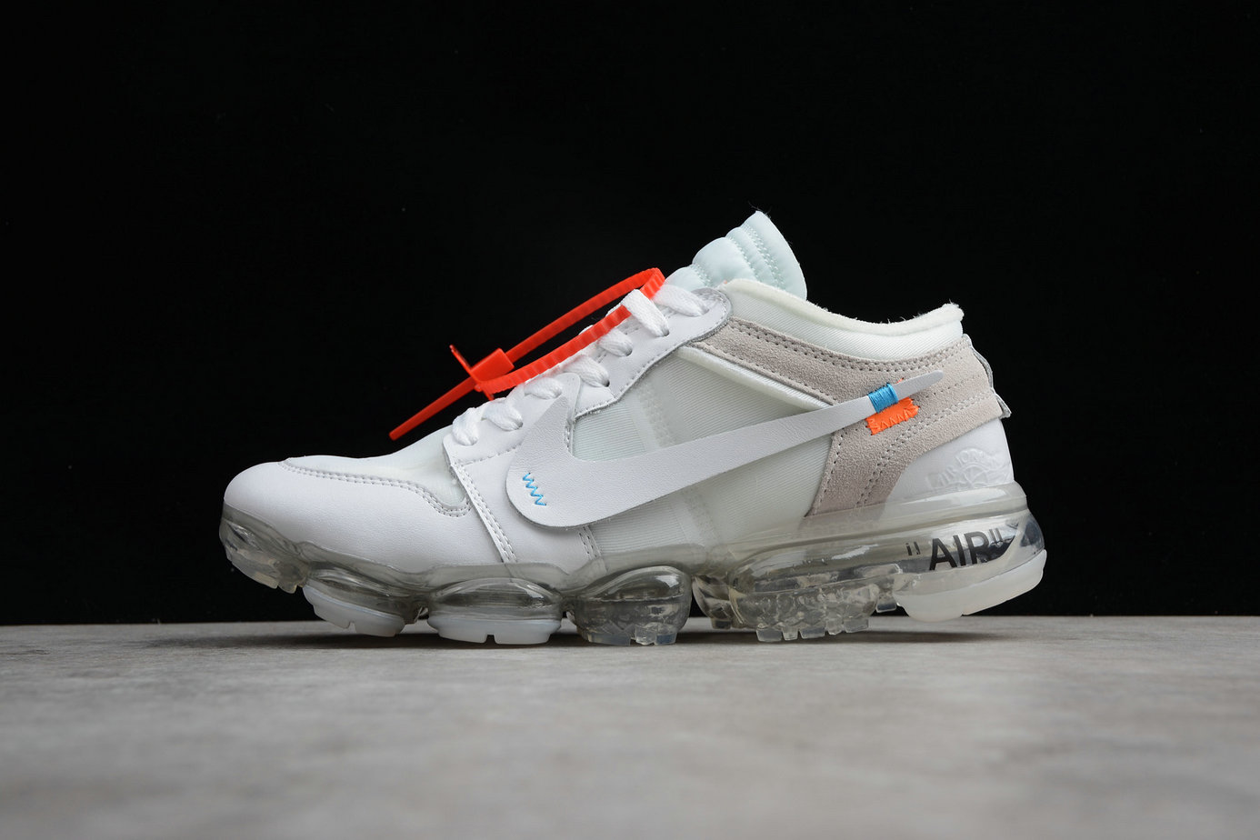 Cheap Nike The 10 Air VaporMax Jordan AA3839-004 All White All Blanc