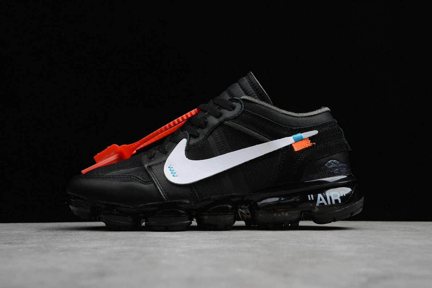 Cheap Nike The 10 OFF-WHITE Air VaporMax Jordan 1 AA3830-006 Black White