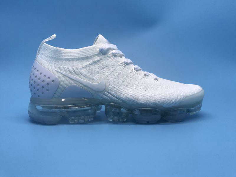 sneakers for cheap 01602 7fa8a New 2018 Nike VaporMax Cheap x Nike Air VaporMax 2.0 Grey White