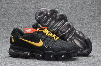 393301a2f06c3 Cheap NikeLab Air VaporMax 2018 Mens Gold Black - Cheap Nike Air ...