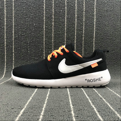 New 2018 Nike OFF-WHITE Cheap x NIKE Roshe One x Off White 511882 ... a151b07cc