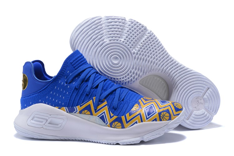 Cheap Under Armour Curry 4 Low Dance Cam Mom PE For Sale