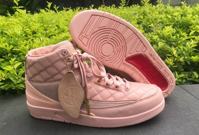 Just Don x Air Jordan 2 Arctic Orange 2017 For Sale