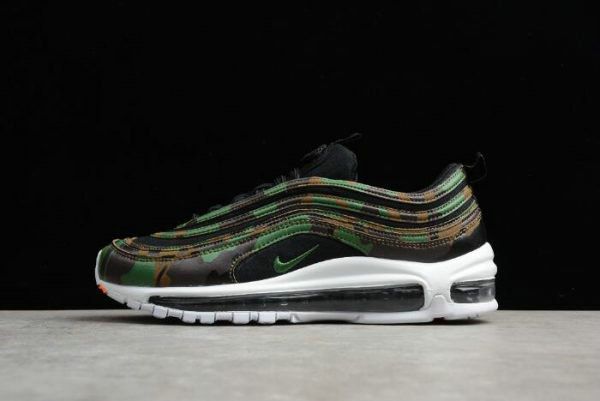 60ce2dd515 Cheap Mens Nike Air Max 97 Premium QS Country Camo UK AJ2614-201 ...