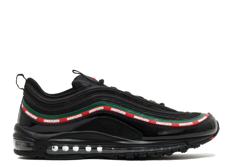 97 nike air max undefeated