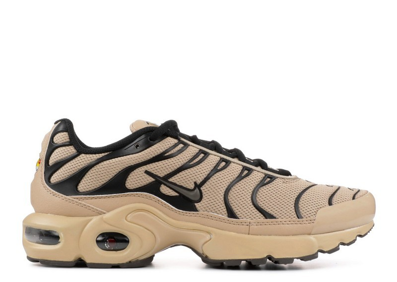 new concept 52a47 0b5fb Cheap Nike Air Max Plus Gs 655020-201 Desert Ridgerock Black