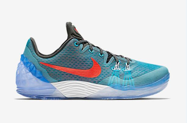Nike Kobe Venomenon 5 EP Chlorine Blue 2016 For Sale