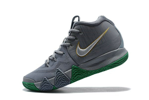 85c1041d69a Cheap Nike Kyrie 4 City Guardians Silver Metallic Gold-Light Gum Brown-Gold  943806