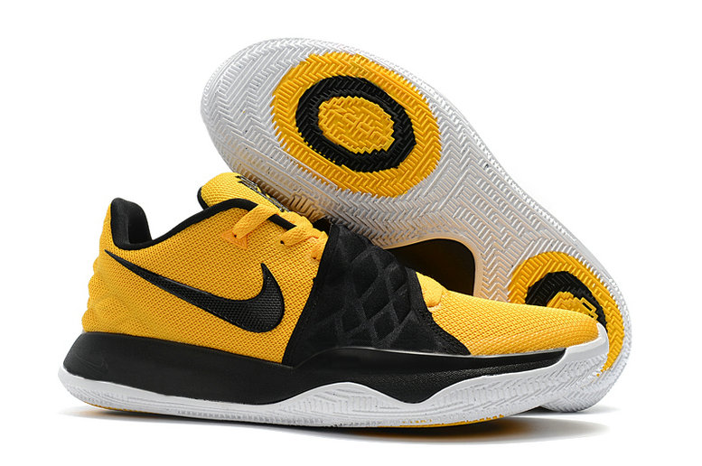 fc5c70cf9b55 Cheap Nike Kyrie Flytrap II Yellow Black White - Cheap Nike Air ...