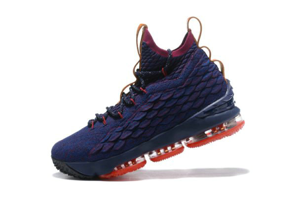 Cheap Nike Lebron James 15 2019 New Release University Red