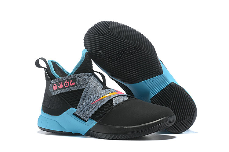 online retailer f7ec9 61761 Cheap Nike LeBron Soldier 12 Is Customizable On NIKEiD ...