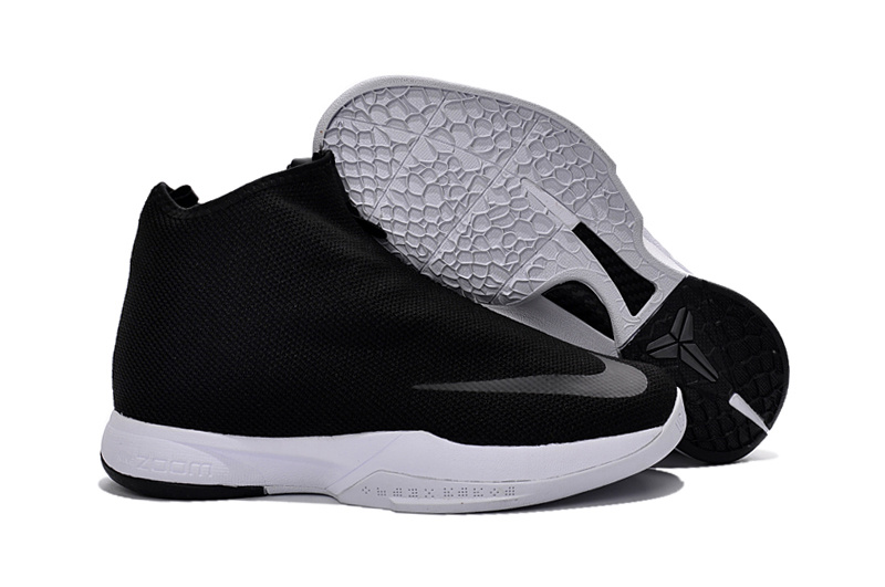 Nike Zoom Kobe Icon Black White