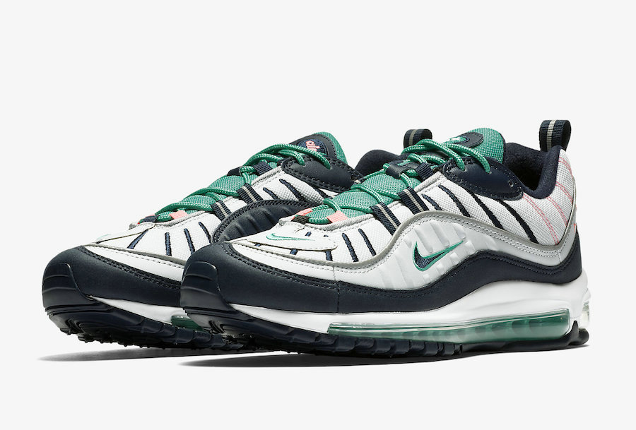 new product 96206 4204d South Beach Nike Air Max 98 Ready To Release - Cheap Nike ...