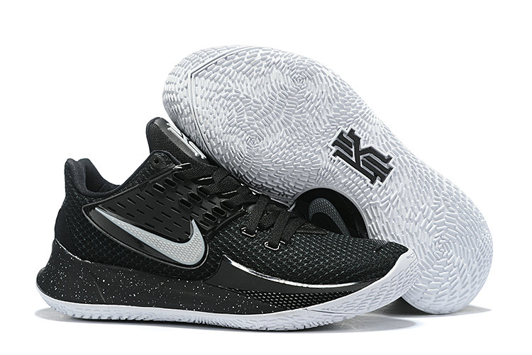 Where To Buy 2020 Cheap Nike Kyrie 2 Low Black Grey White