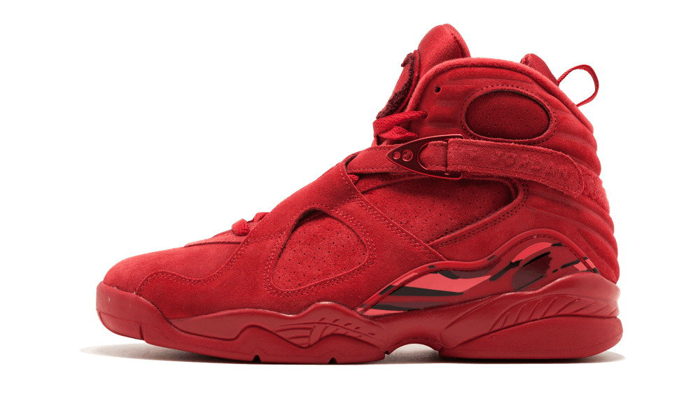 huge discount ffc11 3d4cb Where To Buy Cheap Nike Air Jordan 8 Vday Valentines Day Gym ...