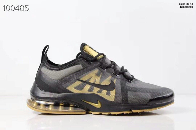 Where To Buy Cheap Nike Air PresTo x VaporMax 2019 Black-Metallic Gold