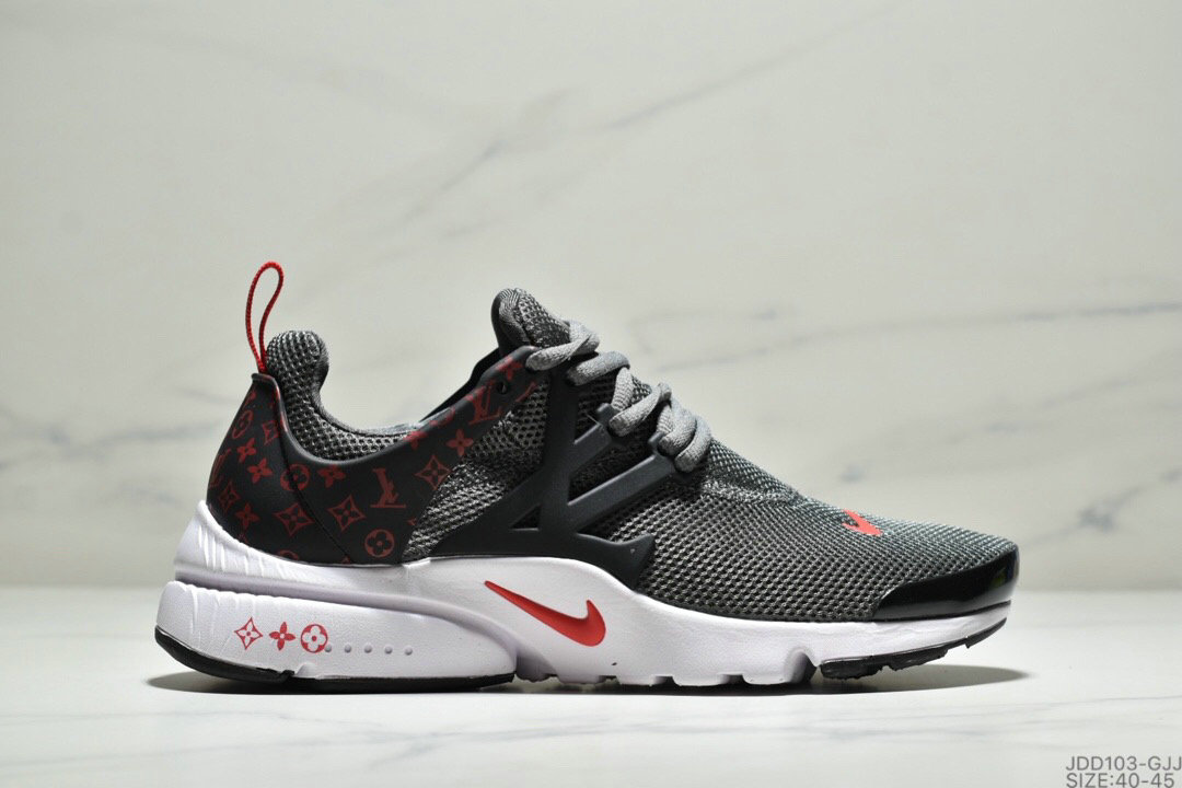 Where To Buy Cheap Nike Air Presto Flyknit Ultra Dark Grey Red