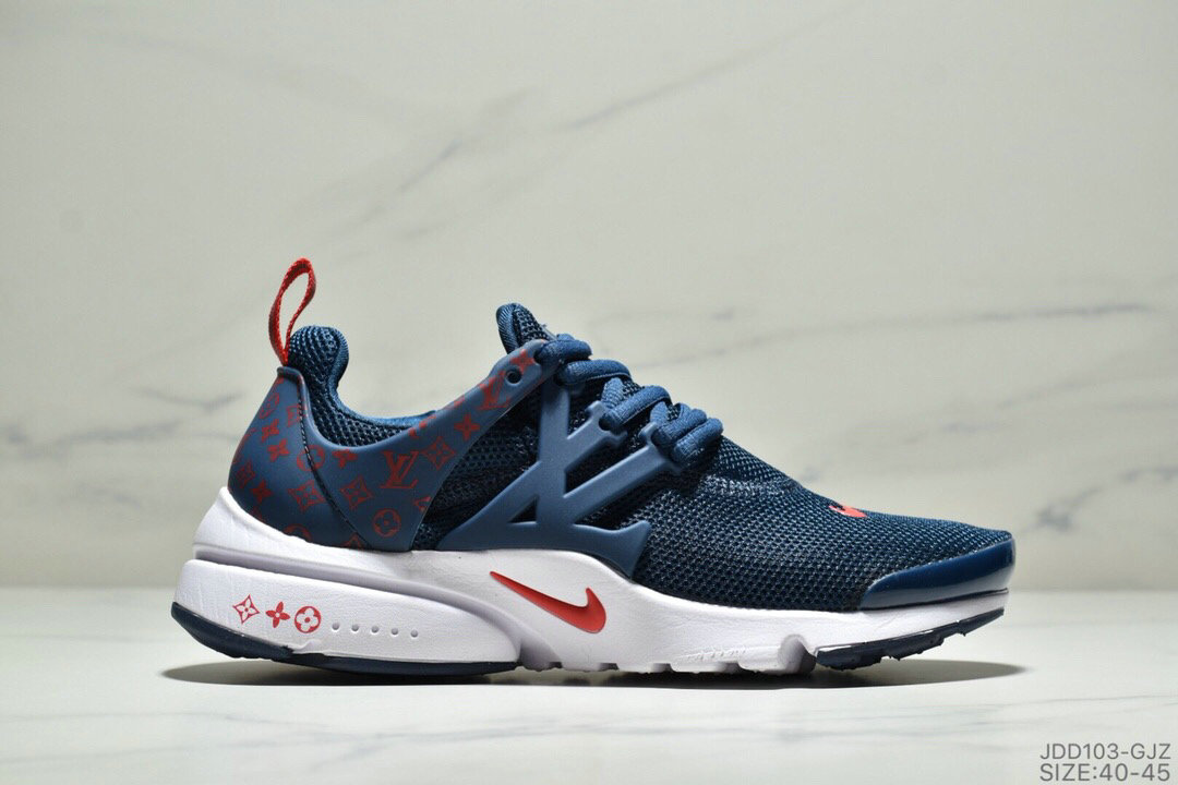 Where To Buy Cheap Nike Air Presto Flyknit Ultra Navy Blue Gym Red