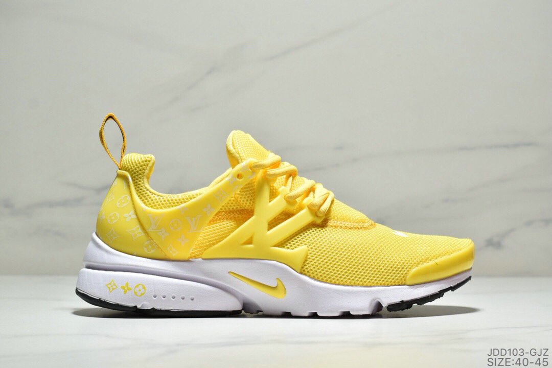 Where To Buy Cheap Nike Air Presto Flyknit Ultra Yellow White