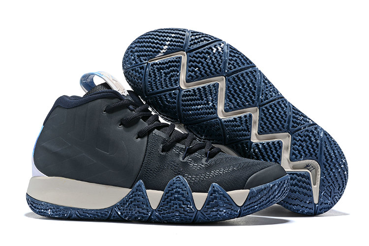 Cheap Where To Buy Nike Kyrie 4 N7 AT0320-400 Dark Obsidian Dark Obsidian- cd642130f