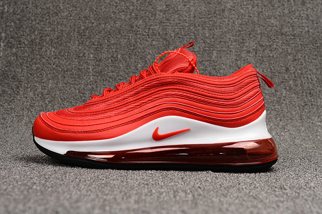 Where To Buy Womens Nike Air Max 97 720 Red White Black