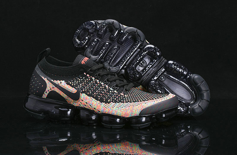 0d02556de98 Womens Cheap Classic Multi-Color Appears On The Nike Vapormax Flyknit 2.0