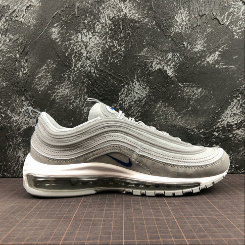 5a9140c44d Cheap Womens Nike Air Max 97 BQ3165-001 Wolf Grey Game Royal Gris Loup Jeu