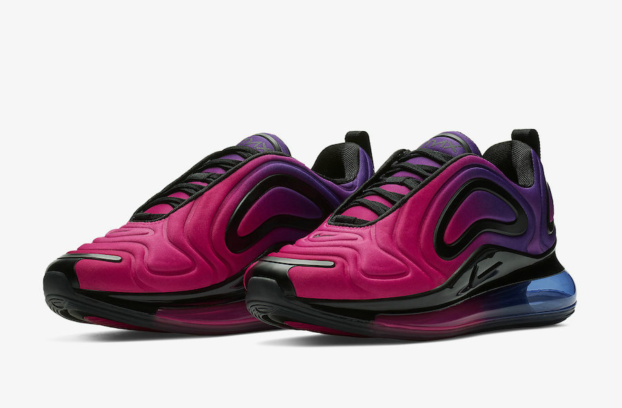 Nike Air Max 720 Sunset AR9293 500 Release Date SBD