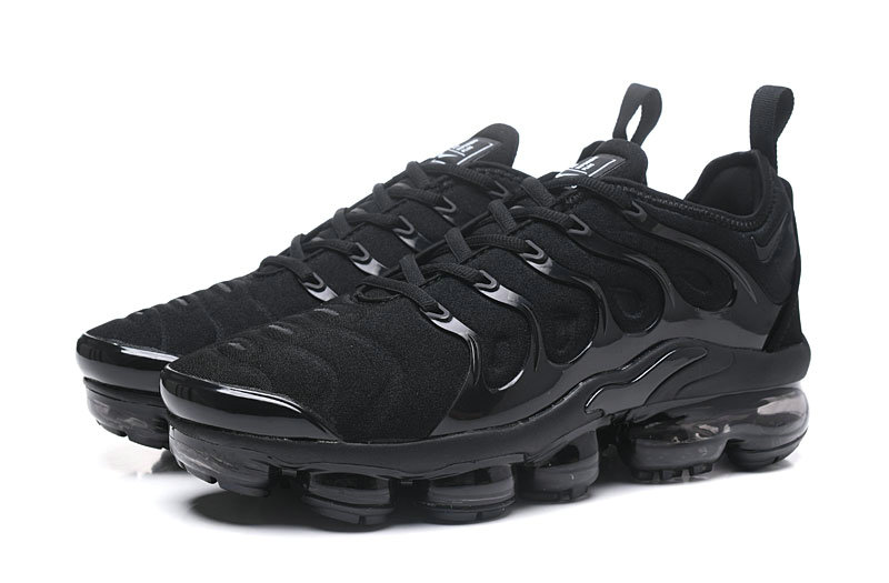 2018 NikeLab VaporMax x Cheap Nike Air Vapormax Plus Black