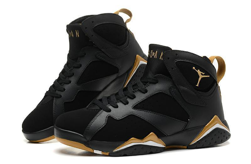 Air Jordans 7 GMP Golden Moments Pack For Sale