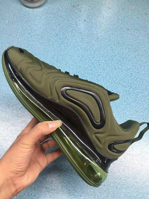 US8.5 Nike Air Force 1 Low Supreme Army Olive Green, Sports