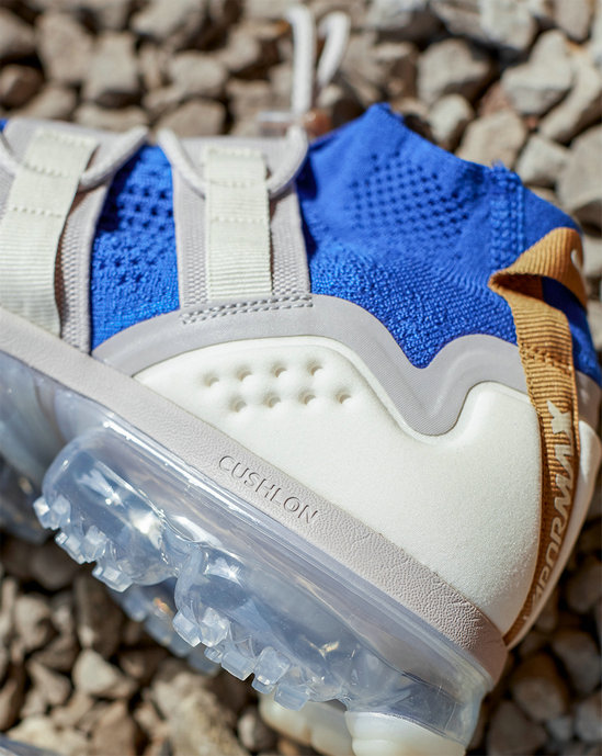 488b597f9b5a0 ... Cheap Nike VaporMax Utility AH6834-402 Racer Blue Muted Bronze-Moon  Particle-Light